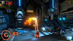 Скриншот игры LEGO Batman 3 Beyond Gotham - 1