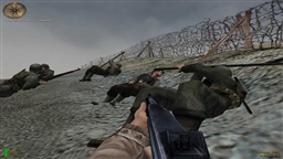 Скриншот игры Medal of Honor: Allied Assault - 1