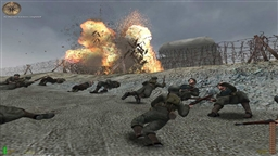 Скриншот игры Medal of Honor: Allied Assault - 4