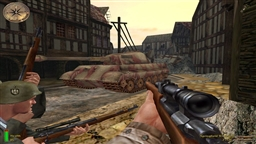 Скриншот игры Medal of Honor: Allied Assault - 3