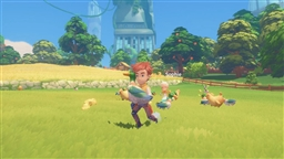 Скриншоты к игре My Time At Portia - 1