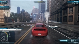 Скриншот к игре Need for Speed: Most Wanted - 5