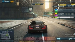 Скриншот к игре Need for Speed: Most Wanted - 2