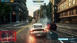 Скриншот к игре Need for Speed: Most Wanted - 3