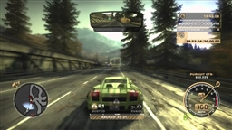 Скриншот игры Need for Speed: Most Wanted - 3