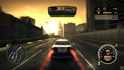 Скриншот игры Need for Speed: Most Wanted - 4