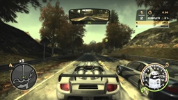 Скриншот игры Need for Speed: Most Wanted - 2