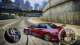 Скриншот игры Need for Speed: Most Wanted - 1