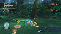 Скриншот игры Ni no Kuni Wrath of the White Witch - 3