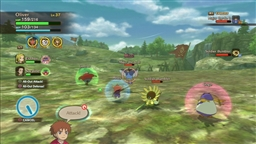 Скриншот игры Ni no Kuni Wrath of the White Witch - 1