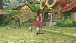Скриншот игры Ni no Kuni Wrath of the White Witch - 4