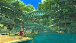 Скриншот игры Ni no Kuni Wrath of the White Witch - 2