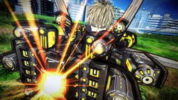 Скриншоты к игре One Punch Man: A Hero Nobody Knows - 4