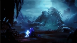 Скриншот к игре Ori and the Will of the Wisps - 4