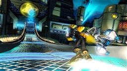 Скриншот игры Ratchet & Clank A Crack in Time - 3