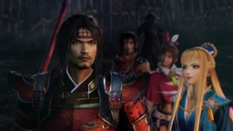 Скриншот к игре Samurai Warriors: Spirit of Sanada  - 1