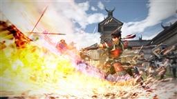 Скриншот к игре Samurai Warriors: Spirit of Sanada  - 2
