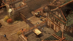 Скриншот к игре Shadow Tactics: Blades of the Shogun