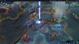 Скриншот к игре Sid Meier's Civilization: Beyond Earth - Rising Tide - 4
