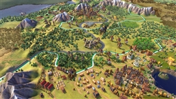 Sid Meier's Civilization 6 скриншоты - 2