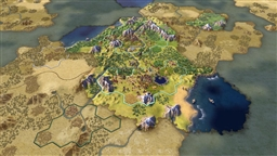 Sid Meier's Civilization 6 скриншоты - 1