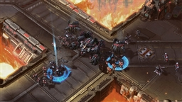 Скриншоты к игре StarCraft 2: Legacy of the Void - 1
