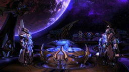 Скриншоты к игре StarCraft 2: Legacy of the Void - 2