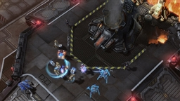 Скриншоты к игре StarCraft 2: Legacy of the Void - 3