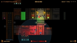 Скриншот игры Stealth Inc 2 A Game of Clones - 4