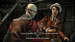 Скриншот к игре Tales From The Borderlands: Episode 4 - Escape Plan Bravo - 2