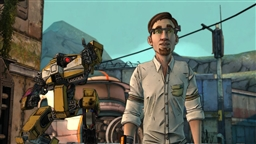 Скриншоты к игре Tales from the Borderlands - 3