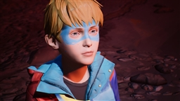 Скриншоты к игре The Awesome Adventures of Captain Spirit - 2