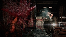 Скриншот игры The Evil Within - 2