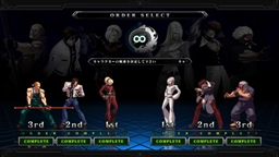 Скриншот к игре The King of Fighters XIII - 2
