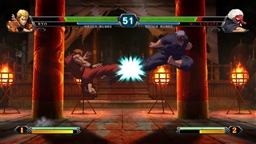 Скриншот к игре The King of Fighters XIII - 4