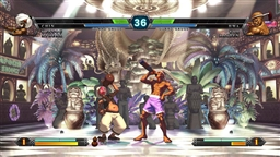 Скриншот к игре The King of Fighters XIII - 5