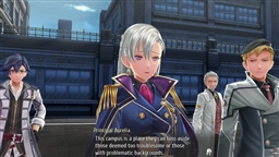 Скриншоты к игре The Legend of Heroes: Trails of Cold Steel III - 3