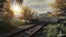 Скриншот игры The Vanishing of Ethan Carter - 2