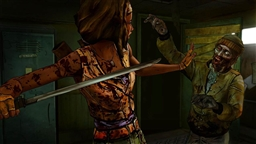 Скриншот к игре The Walking Dead: Michonne - Episode 2: Give No Shelter - 5