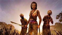 Скриншот к игре The Walking Dead: Michonne - Episode 2: Give No Shelter - 2