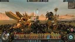 Скриншот к игре Total War: Warhammer 2 – Rise of the Tomb Kings - 7