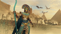 Скриншот к игре Total War: Warhammer 2 – Rise of the Tomb Kings - 2