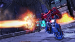 Скриншоты игры Transformers Rise of the Dark Spark - 3