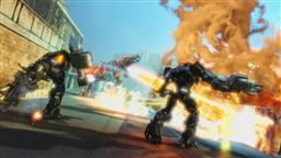 Скриншоты игры Transformers Rise of the Dark Spark - 2