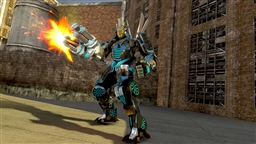 Скриншоты игры Transformers Rise of the Dark Spark - 1