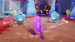 Скриншоты к игре Trover Saves the Universe  - 5