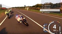 Скриншоты к игре TT Isle of Man - Ride on the Edge 2 - 1