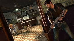 Скриншот игры Uncharted 2 Among Thieves - 1