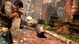 Скриншот игры Uncharted 2 Among Thieves - 4