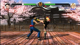 Скриншот к игре Virtua Fighter 5: Final Showdown - 1